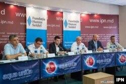 Dezbatere la agenția de presă IPN
