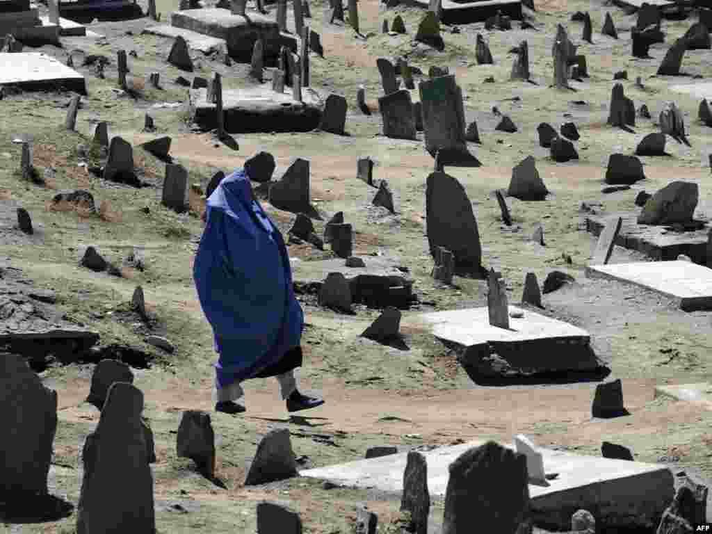 Afganistan - Prema podacima UN-a, 15 posto je porastao broj civilnih žrtava u ovoj zemlji prošle godine, što je najveće stradanje od 2001.godine, Kabul, 09.03.2011. Foto: AFP / Shah Marai