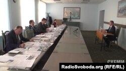 Засідання комісії з відбору нових прокурорів
