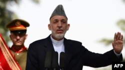 Afghan President Hamid Karzai says any security pact with the United States must preserve the national interests of Afghanistan.