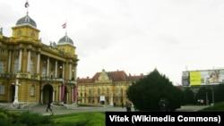 """""""Jedinstveni proces odricanja od antifašističke prošlosti"""" (na fotografiji: Trg maršala Tita, Zagreb, arhiv)"""