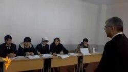 Гуфтугӯ бо Хуршед Тешаев, раиси Маркази миллии тестӣ
