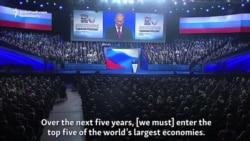 Putin's Past Promises