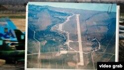 Крим. Військовий аеродром «Бельбек»