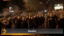 Turska: Sukob policije i demonstranata