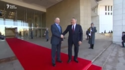 Путин в Алматы