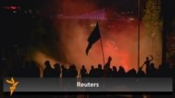 ادامه تظاهرات ضد دولتی در استانبول