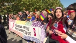 Kosovo Holds Second Gay-Pride Parade