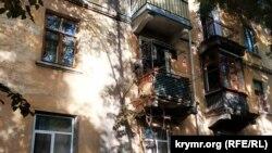 Симферополь, архивное фото