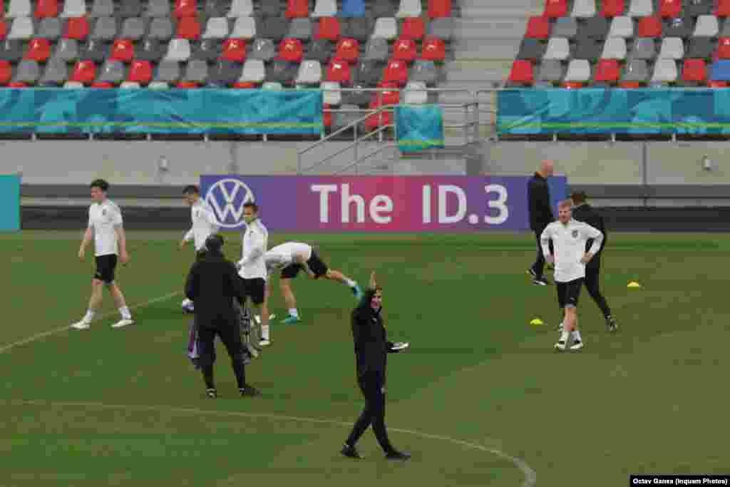 Meciul dintre Austria și Macedonia de Nord va avea loc duminică la Arena Națională