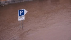 Floods Threaten Prague's Historic Center