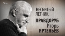 Несбитый летчик. Правдоруб Игорь Иртеньев