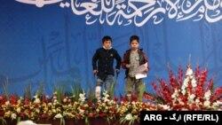 هغه ماشومان چې په افغانستان کې یې جګړې پښې ځینې اخیستي.