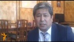 Шыкмаматов Нарымбаевден кечирим суроодон баш тартты