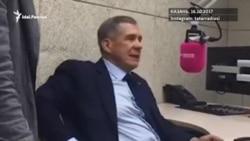 """Рустам Минниханов: """"Телевидение исчезает"""""""
