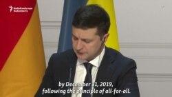 Partial Progress At First Putin-Zelenskiy Meeting