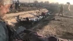 Aeroplani ukrainas rrëzohet në Iran, vdesin 176 persona