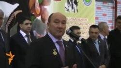 Әлмәттә татар-башкорт көрәше бәйгесе башланды
