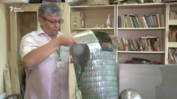 Кольчуга для батыра. Увлечение учителя из Петропавловска