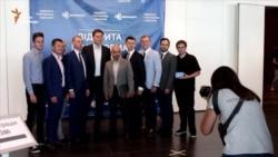 Лещенко, Найєм та Заліщук увійшли до «Демократичного альянсу» (відео)