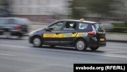 Таксі «Алмаз». Ілюстрацыйнае фота