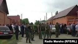 Конец августа для маленького ингушского села Сагопши превратился в сплошные похороны