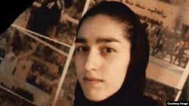 فائزه قاضی پور ملی پوش تیم والیبال زنان ایران