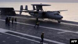 Cамолет с системой AWACS