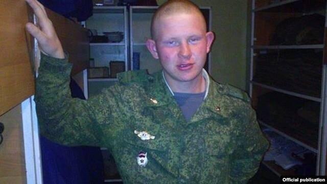 Валерий Пермяков, подозреваемый в убийстве шестерых жителей Гюмри