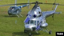 Ми-2 тікұшағы. (Көрнекі сурет.)