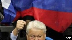 بوریس یلتسین، نخستین رییس جمهور روسیه پس از فروپاشی اتحاد شوروی بود