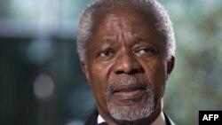 Кофи Анан