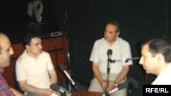 «Panorama»da müzakirə, 27 may 2006