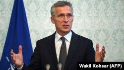 Йенс Столтенберг, НАТО бас хатшысы.
