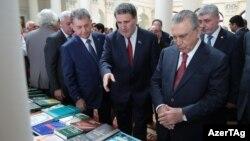 Yığıncaqda Prezident Administrasiyasının rəhbəri Ramiz Mehdiyev iştirak edib.