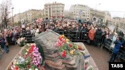 Память жертв политических репрессий отмечают сегодня по всей России
