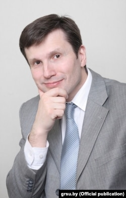 Рэктар БДУ Андрэй Кароль