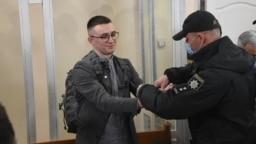 23 лютого Приморський суд Одеси визнав громадського активіста Сергія Стерненка винним у справі про викрадення. Його засудили загалом до семи років ув'язнення і трьох місяців та конфіскації половини наявного майна за обвинуваченням у розбої