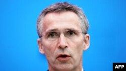 Генералниот секретар на НАТО, Јенс Столенбергер