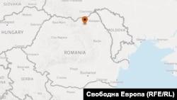 Северният румънски град Сучава се намира на 360 км. от столицата Букурещ