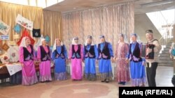 """Саз"" фольклор-этнографик төркеме"