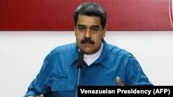 آرشیف/ د ونزوئلا ولسمشر نیکلاس مادورو