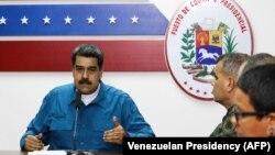 نیکولاس مادورو، رئیسجمهور ونزوئلا