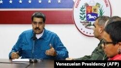 У телезверненні 31 березня Мадуро заявив, що 30-денний план допоможе впоратися з вимкненням світла