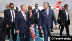 პრემიერ-მინისტრის პირველი ოფიციალური ვიზიტი თურქეთში
