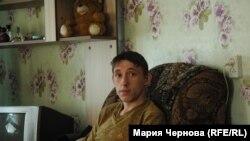 Избитый сотрудниками ППС Валерий Грязнов
