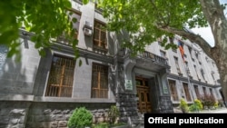 Հայաստանի գլխավոր դատախազության շենքը, Երևան