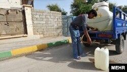 در حال حاضر آب در دستکم چهار شهر ایران جیرهبندی شده است