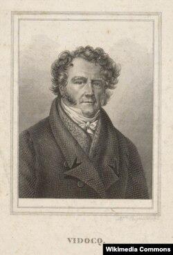 Эжен Франсуа Видок (1775–1857). Гравюра Мари Габриэля Конье