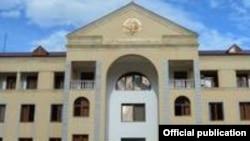 Здание правительства Нагорного Карабаха